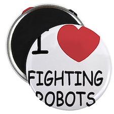 FIGHTING_ROBOTS Magnet