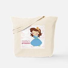 daddys princess Tote Bag