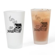 Soul Drinking Glass