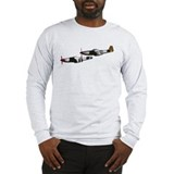 Aircraft Long Sleeve T Shirts