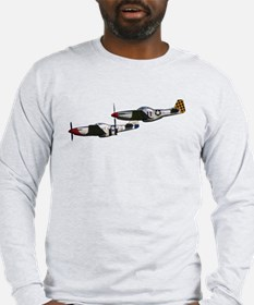 P-51 Long Sleeve T-Shirt (many colors available)