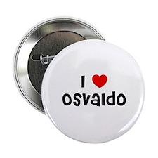 """I * Osvaldo 2.25"""" Button (10 pack)"""