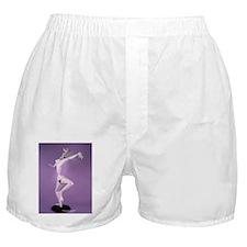 Dancing Nude Boxer Shorts