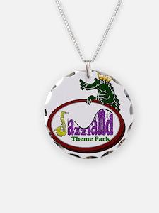 logo_lapel Necklace