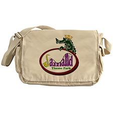 logo_back Messenger Bag