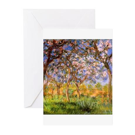 """Claude Monet"" Greeting Cards (Pk of 10)"