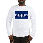 Iroquois Flag Long Sleeve T-Shirt