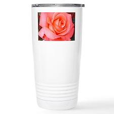 AFP 015a Rose coral clsup Travel Mug
