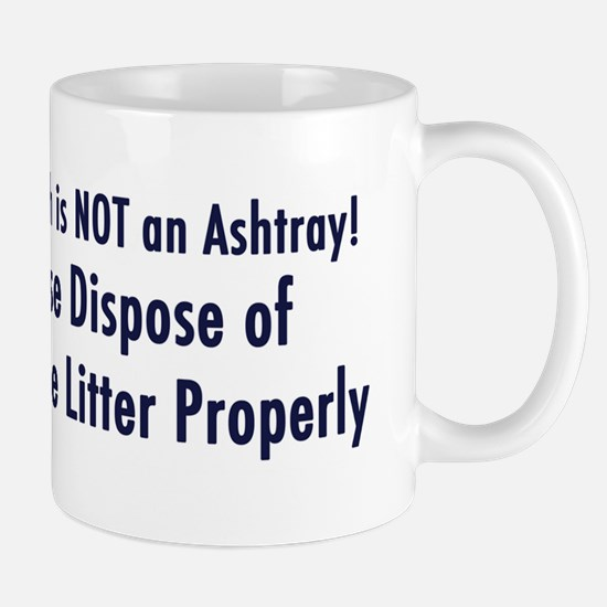 ashtray2 Mug
