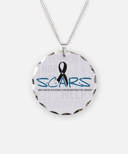 scars-large-design Necklace