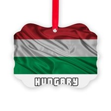 Hungary Ornament