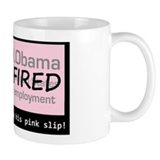 ANTI OBAMA PINK SLIPDBUMPLwordd Mug