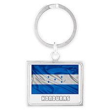 Honduras Landscape Keychain