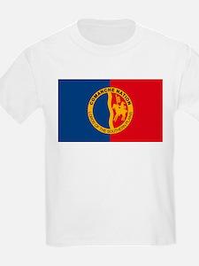 Comanche Flag Kids T-Shirt