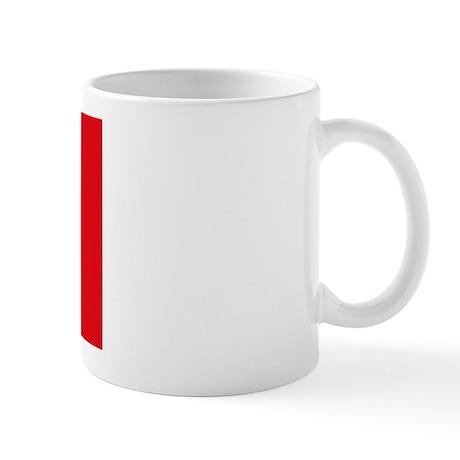 Comanche Flag Mug