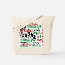 Bah Humbug Chr Tote Bag