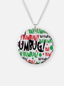 Bah Humbug Chr Necklace