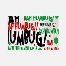 Bah Humbug Chr Magnets