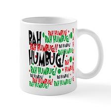 Bah Humbug Chr Mugs