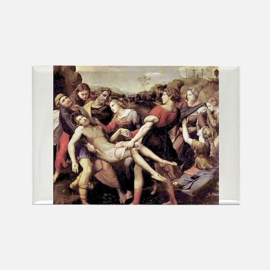The Deposition - Raphael Magnets