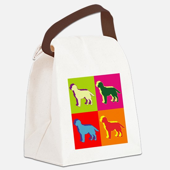 LABRADOR Canvas Lunch Bag