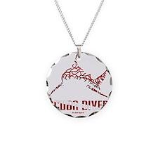 BullShark DIVER 10x10 CLR Necklace