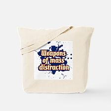 WMD_Splash_blue_6x6_apparel Tote Bag