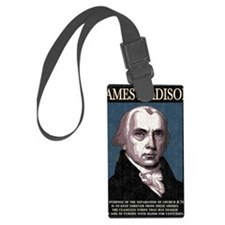 madison-LG Luggage Tag