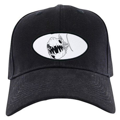 Gut Pile Style Fishing Black Cap