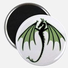 Green Dragon Magnet