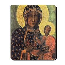 Our Lady of Czestochowa Mousepad