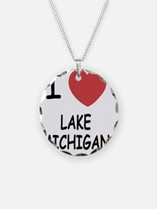 LAKE_MICHIGAN Necklace