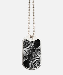 victorian iph black Dog Tags