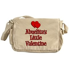 Abuelitas Little Valentine Messenger Bag