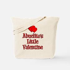 Abuelitos Little Valentine Tote Bag