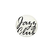 Jazz Club II Mini Button