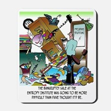 7513_physics_cartoon Mousepad