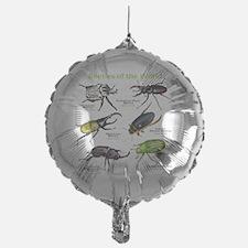 Beetles of the World Balloon