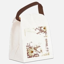 65 roses 2 Canvas Lunch Bag
