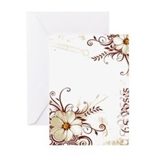 65 roses3 Greeting Card