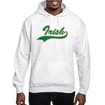 Irish Swoosh Green Hooded Sweatshirt