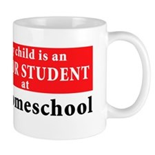 Cafe Student of the Month Mug
