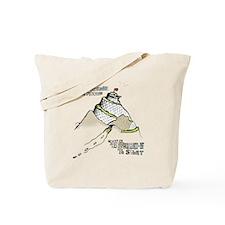 mountainRun Tote Bag