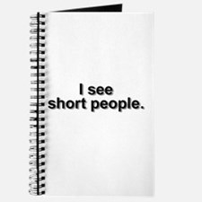 Cute Tall people Journal