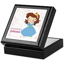 grandmas princess Keepsake Box