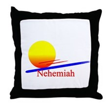 Nehemiah Throw Pillow