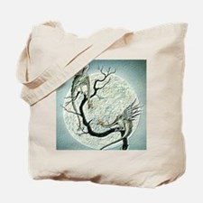 dragons in Japan style Tote Bag