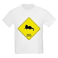 Ragdoll Crossing Kids T-Shirt