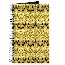 FleurWDgoldPcKindleS Journal