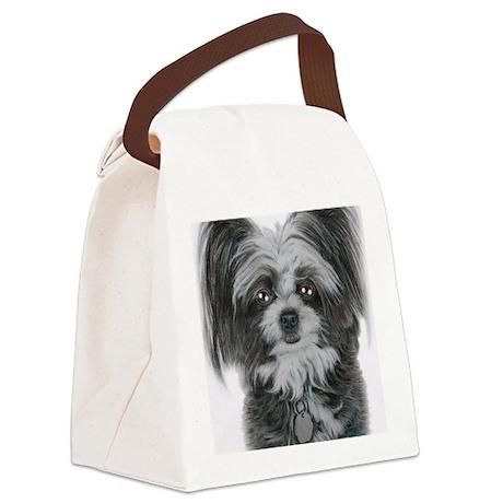 papillione online Canvas Lunch Bag